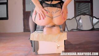 ArgenDana - Even Deep And Hard Anal With Goliath
